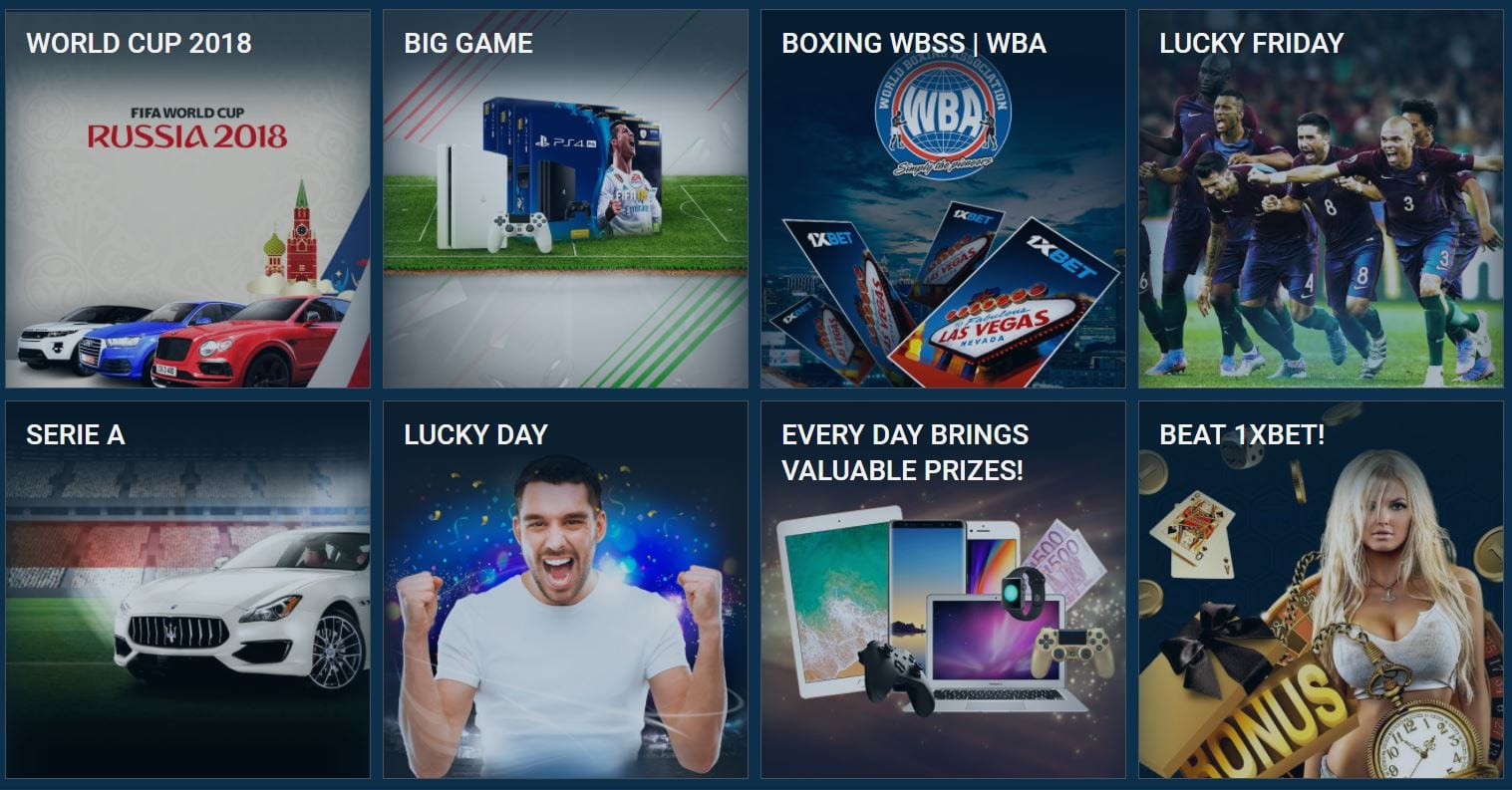 1xBet - Claim Your Free Bets Right Here  Grab A Promo Code Welcome Offer