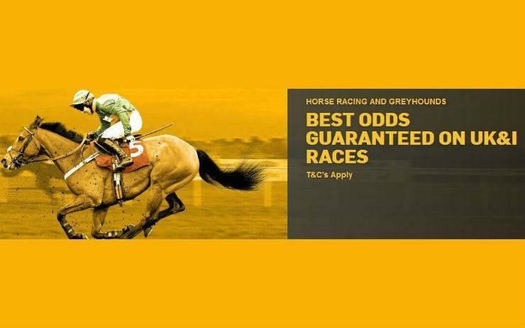 betfair best odds offer