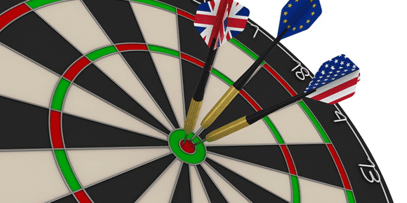 Best Darts Betting Sites – Top Bookmakers For 2020