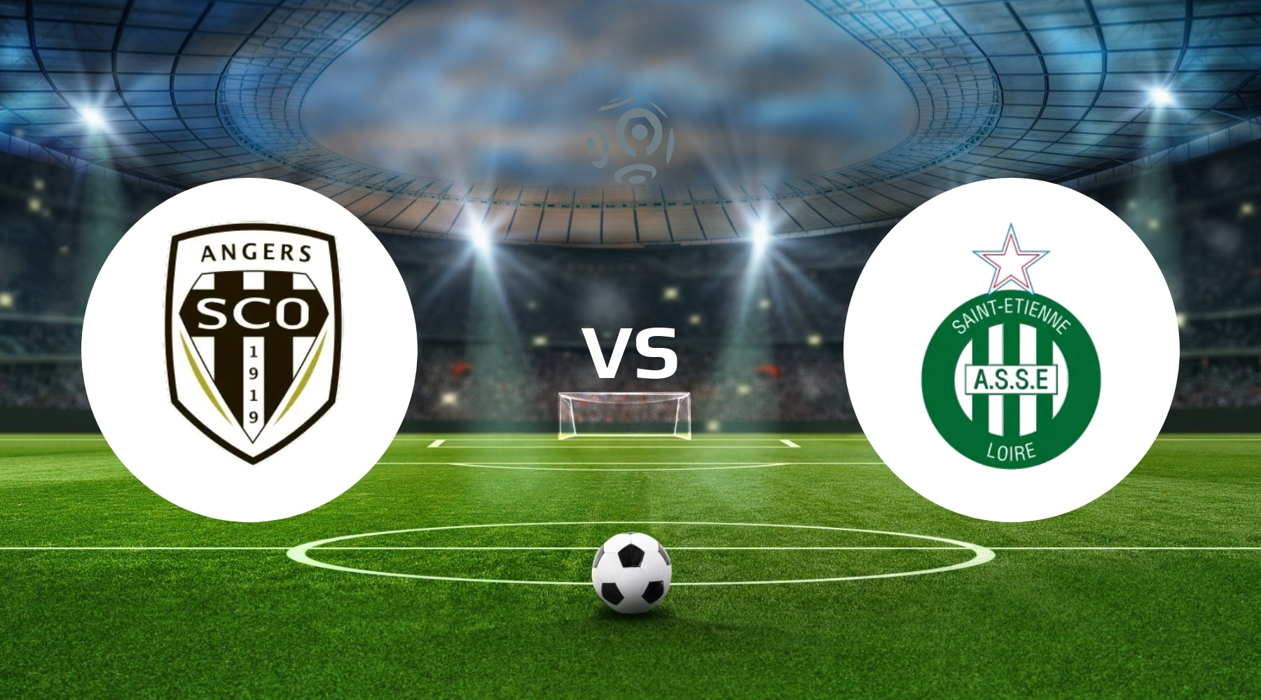 Angers vs Saint-Étienne Betting