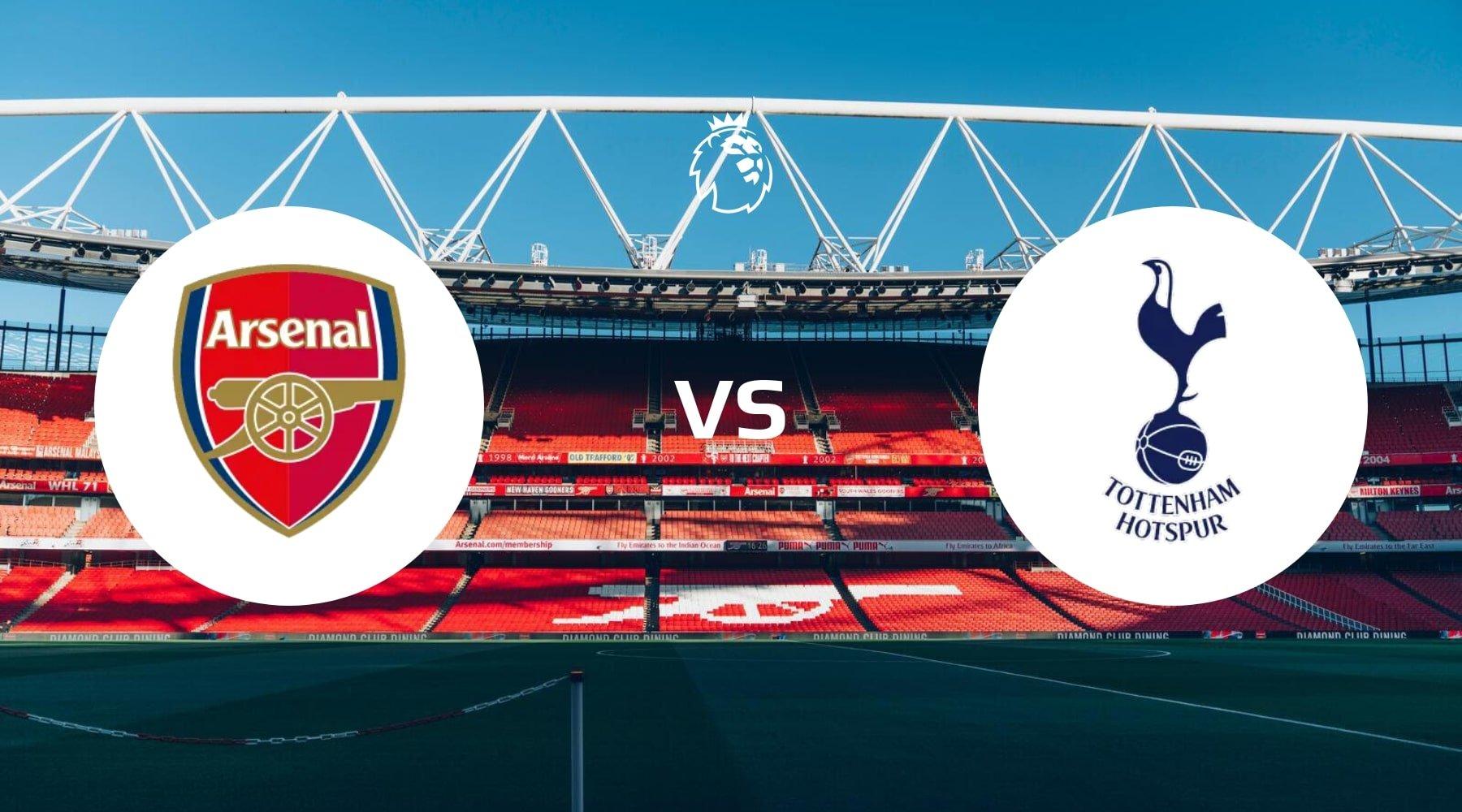 Arsenal vs Tottenham Hotspur Betting