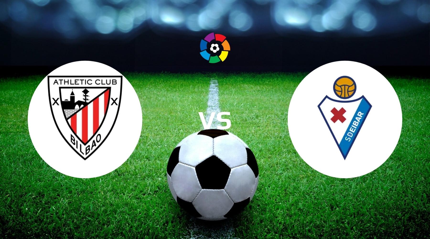 Athletic Bilbao vs Eibar Betting