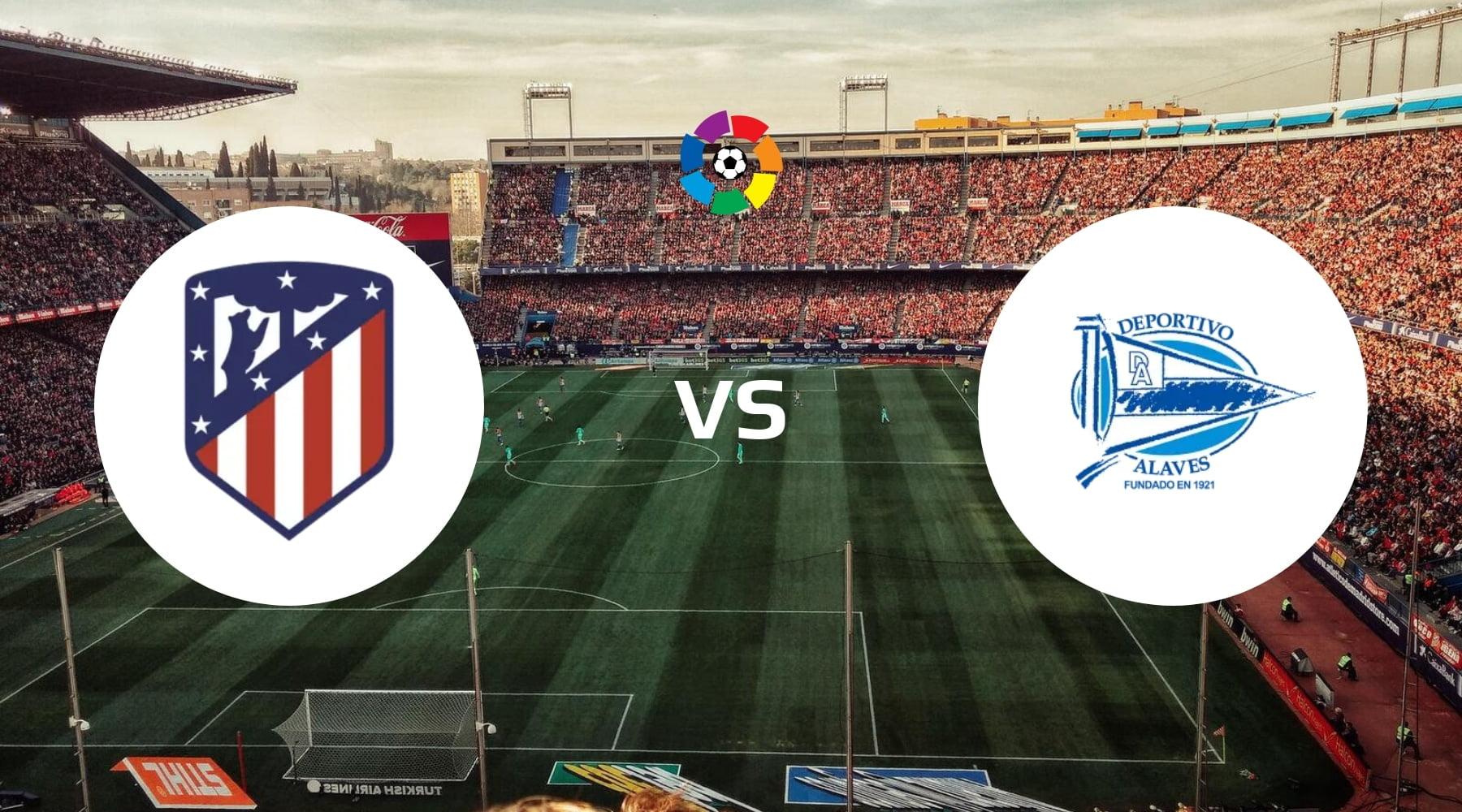 Atlético Madrid vs Alavés Betting