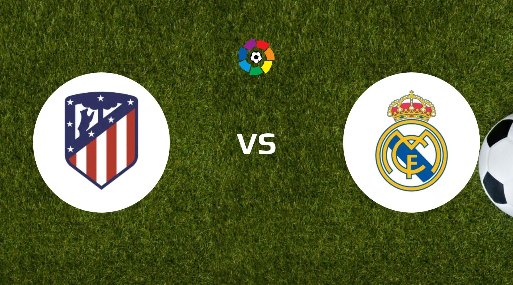 Atletico Madrid vs Real Madrid Betting