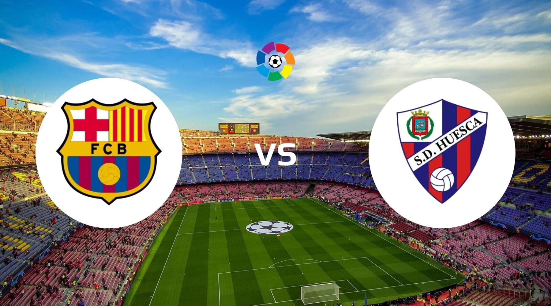 Barcelona vs Huesca Betting