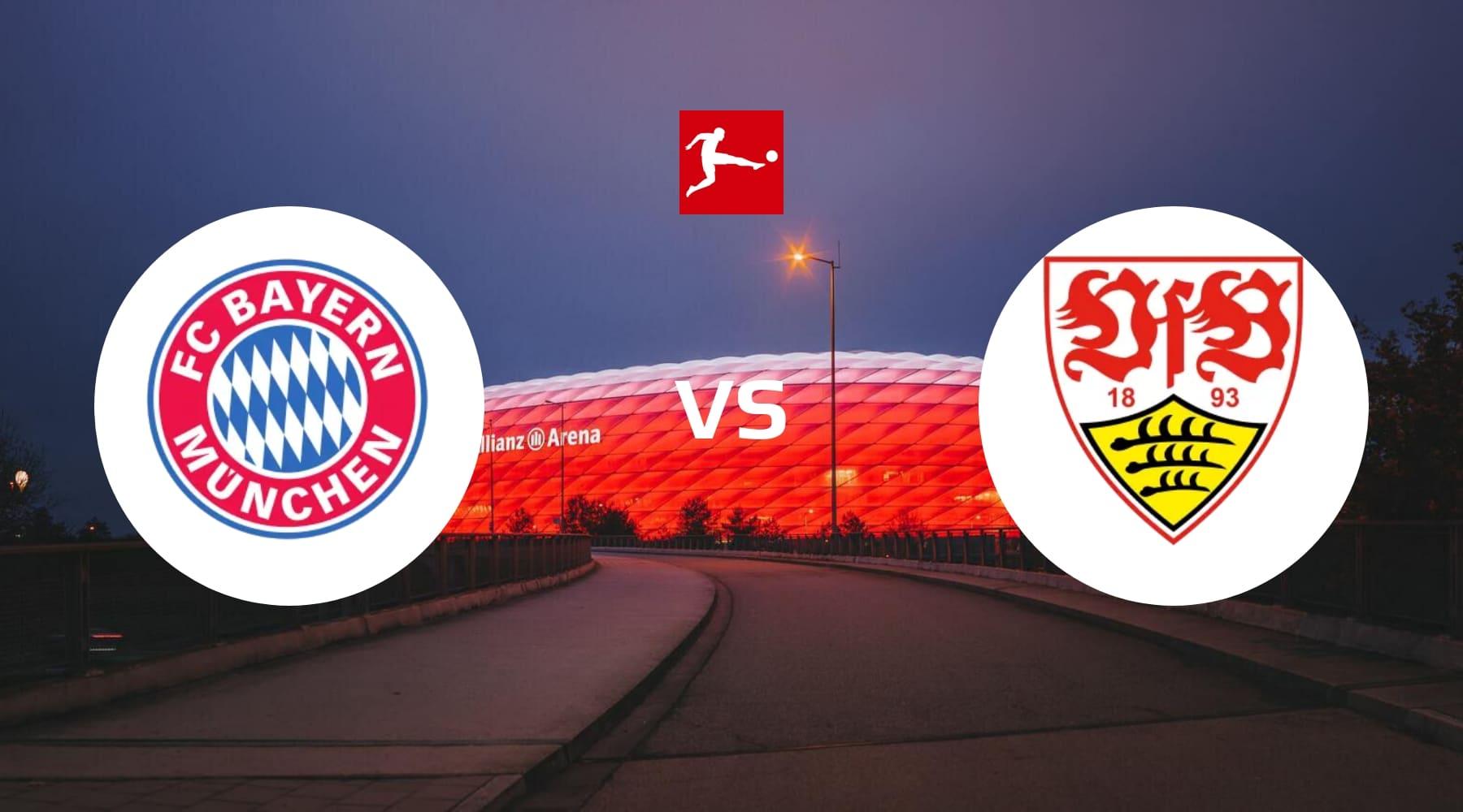 Bayern Munich vs VfB Stuttgart Betting