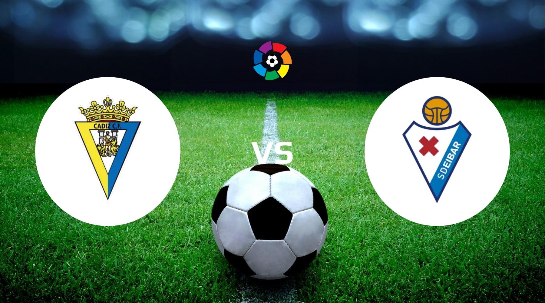 Cadiz vs Eibar Betting