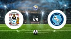 Coventry City vs Wycombe Wanderers Betting