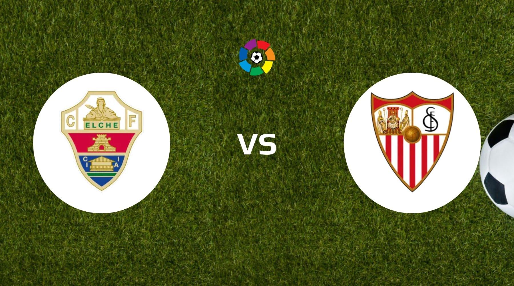 Elche vs Sevilla Betting
