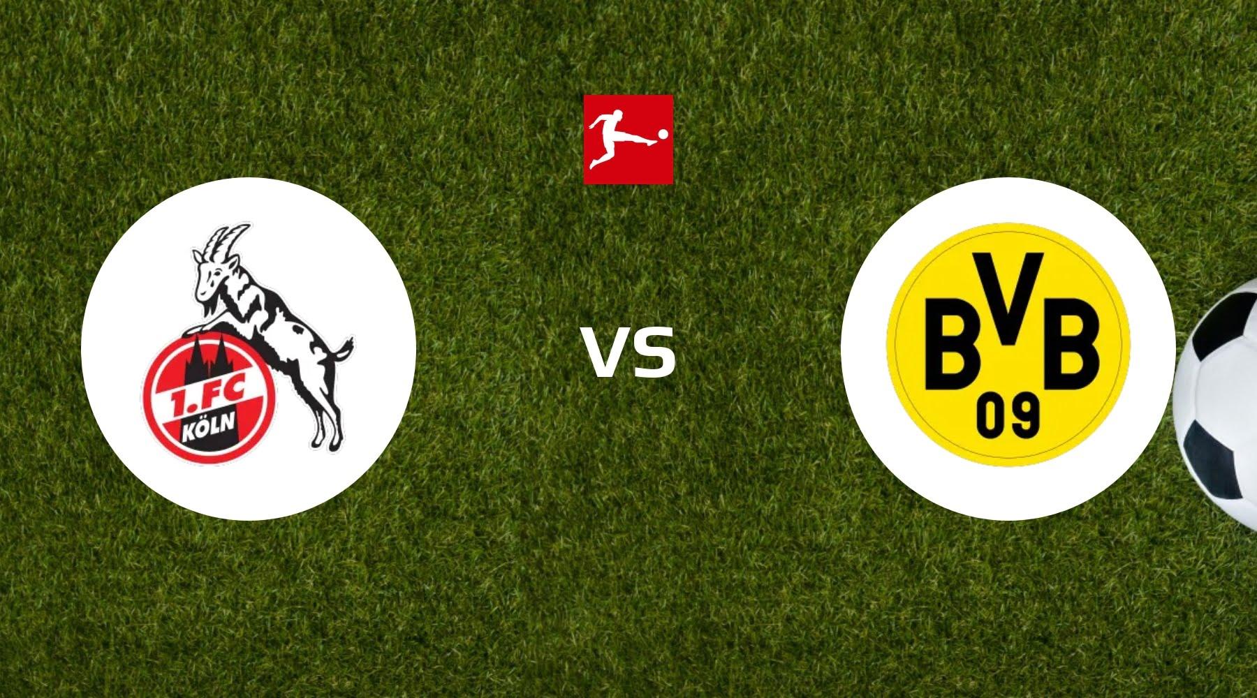 FC Köln vs Borussia Dortmund Betting