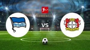 Hertha Berlin vs Bayer 04 Leverkusen Betting Tips & Predictions