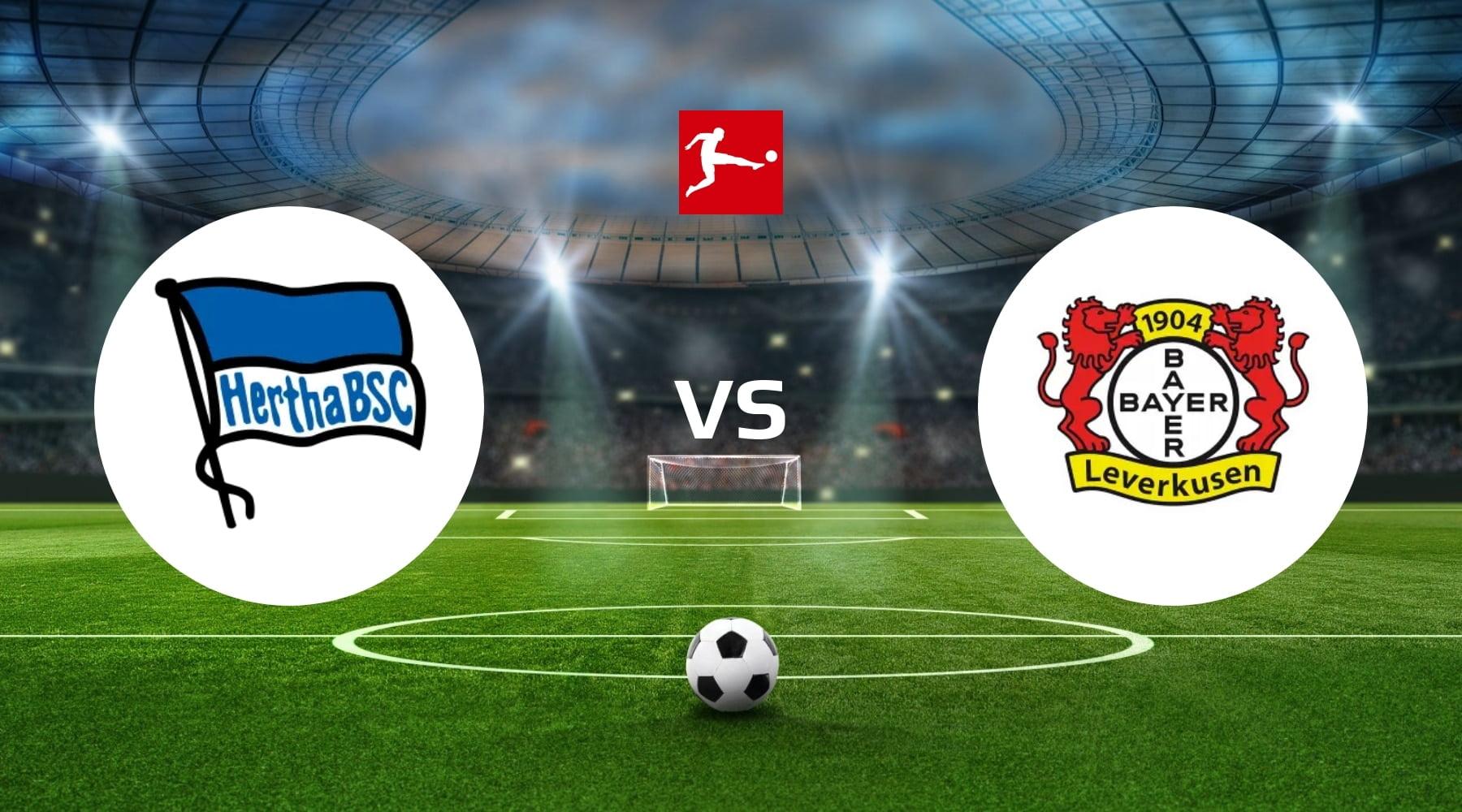 Hertha Berlin vs Bayer 04 Leverkusen Betting