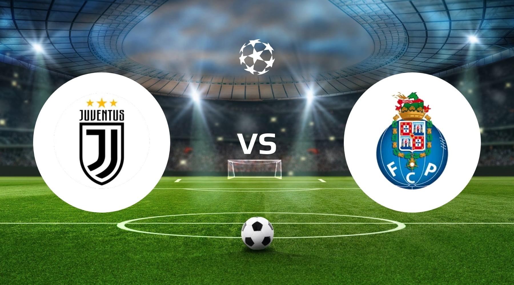 Juventus vs FC Porto Betting