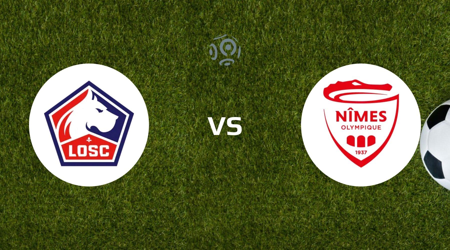 Lille vs Nîmes Betting