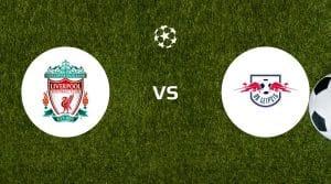 Liverpool vs RB Leipzig Betting