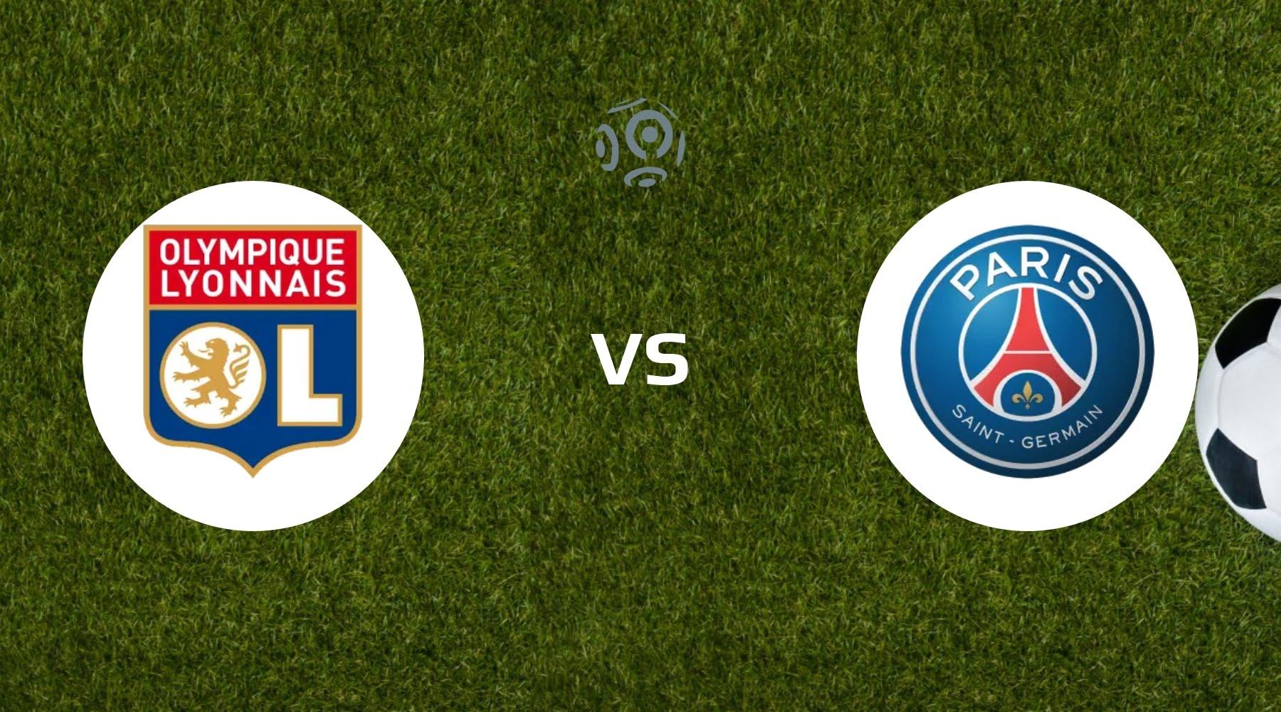 Lyon vs Paris Saint Germain Betting