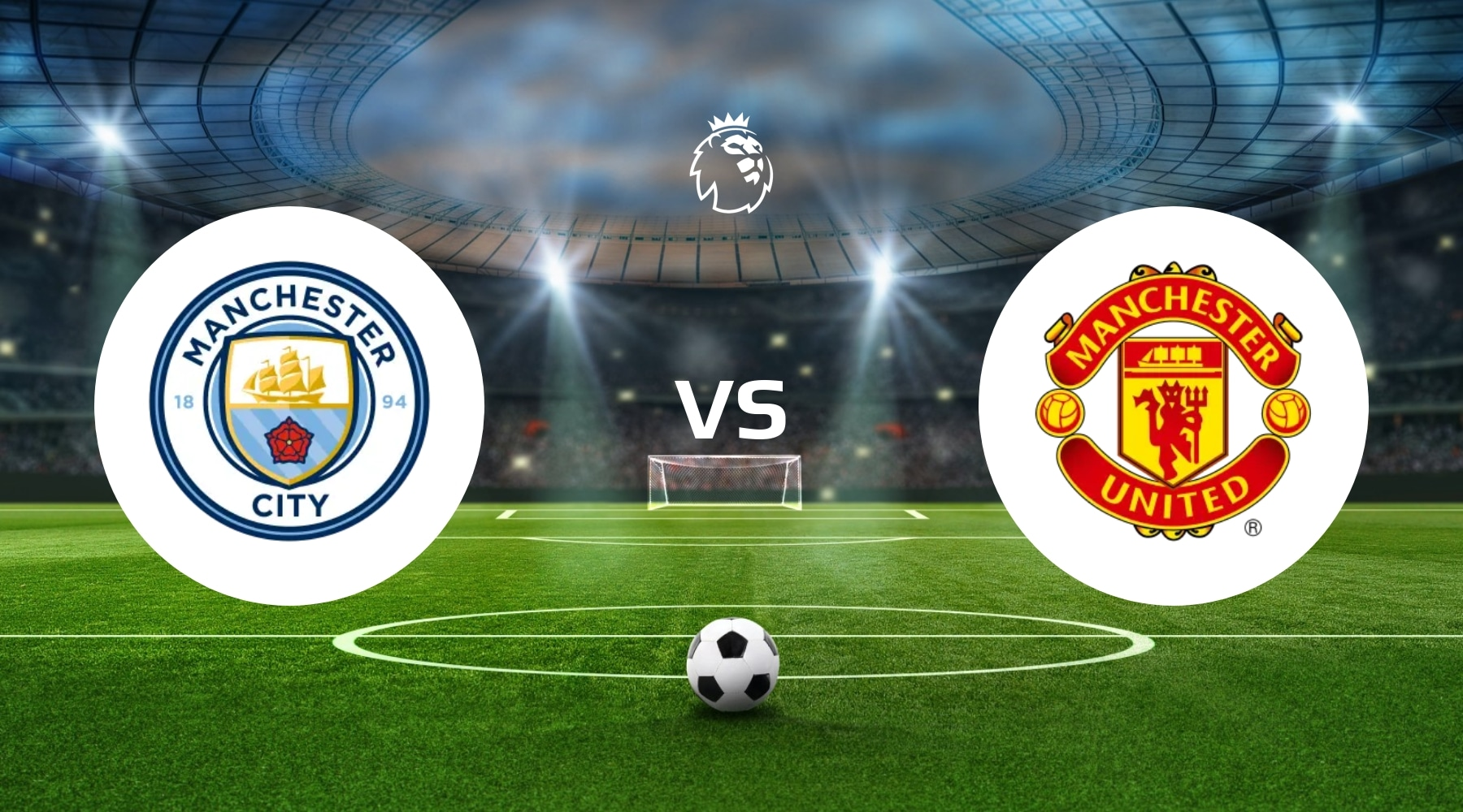 Manchester City vs Manchester United Betting