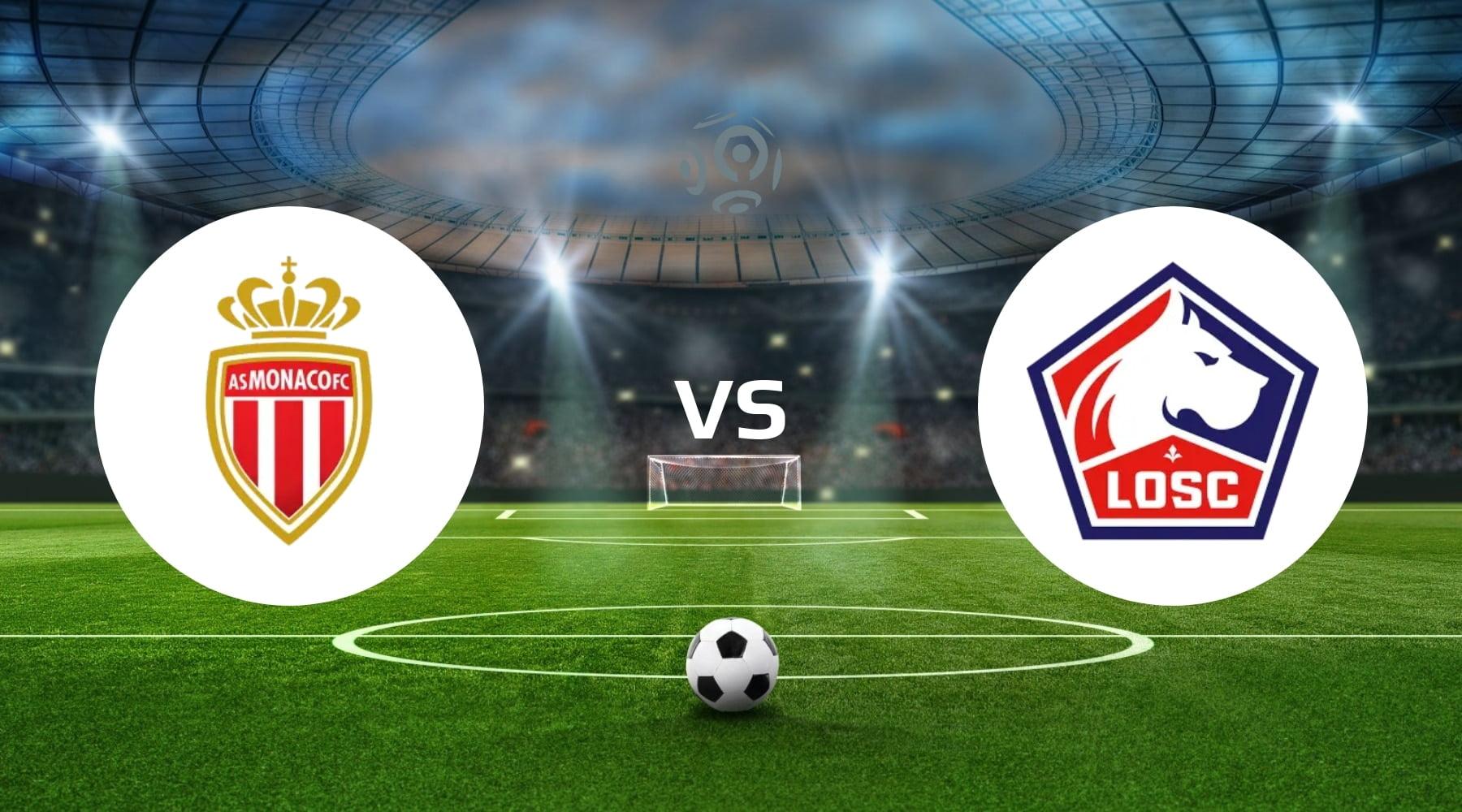 Monaco vs Lille Betting