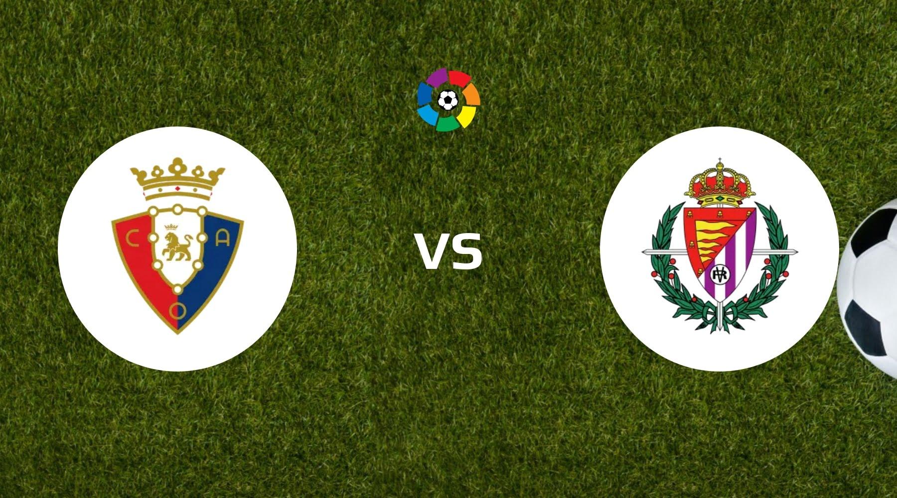 Osasuna vs Real Valladolid Betting