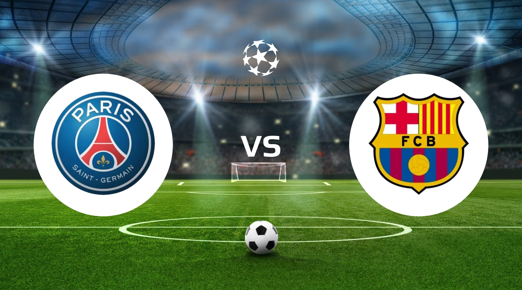 PSG vs Barcelona Betting