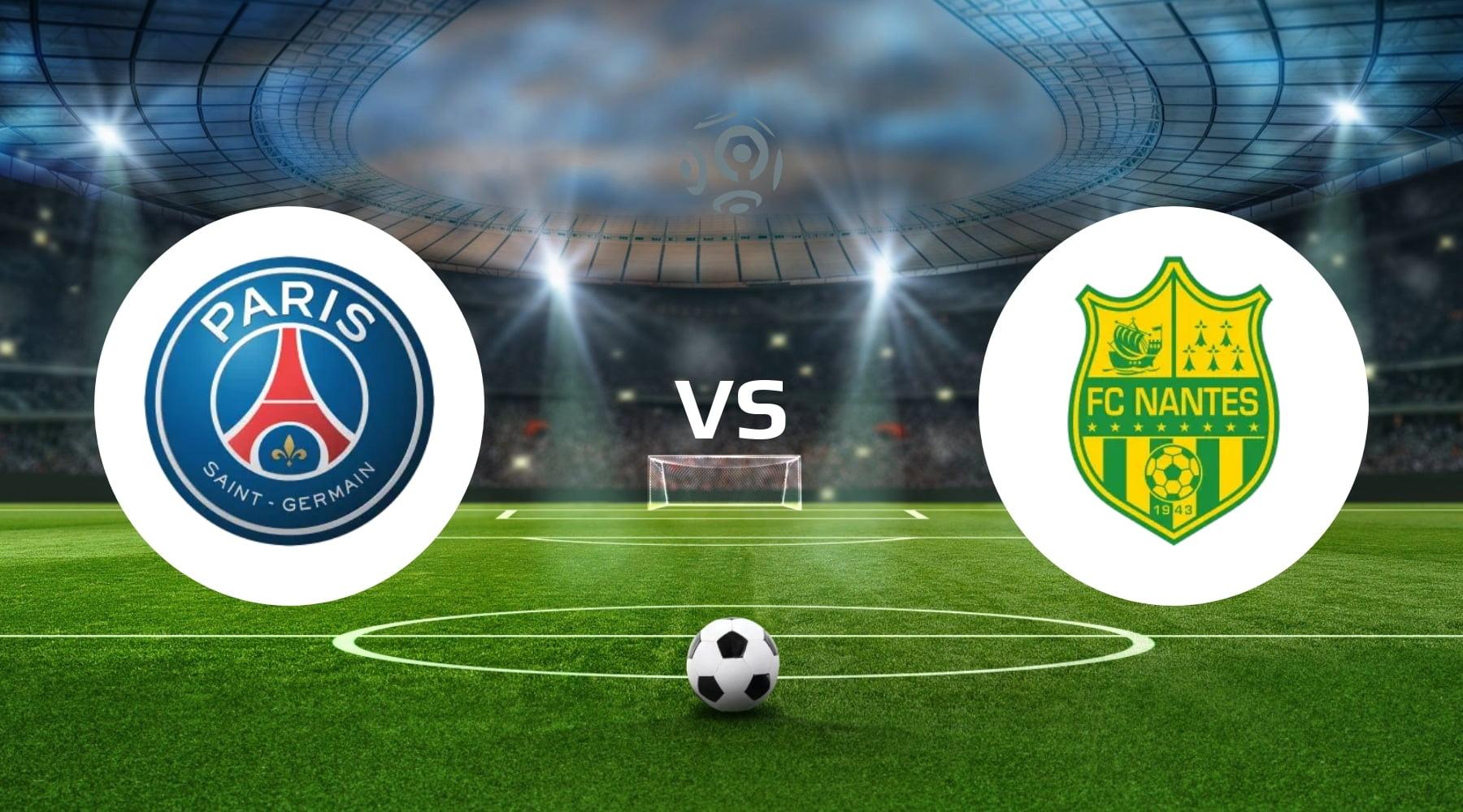 Paris Saint Germain vs Nantes Betting