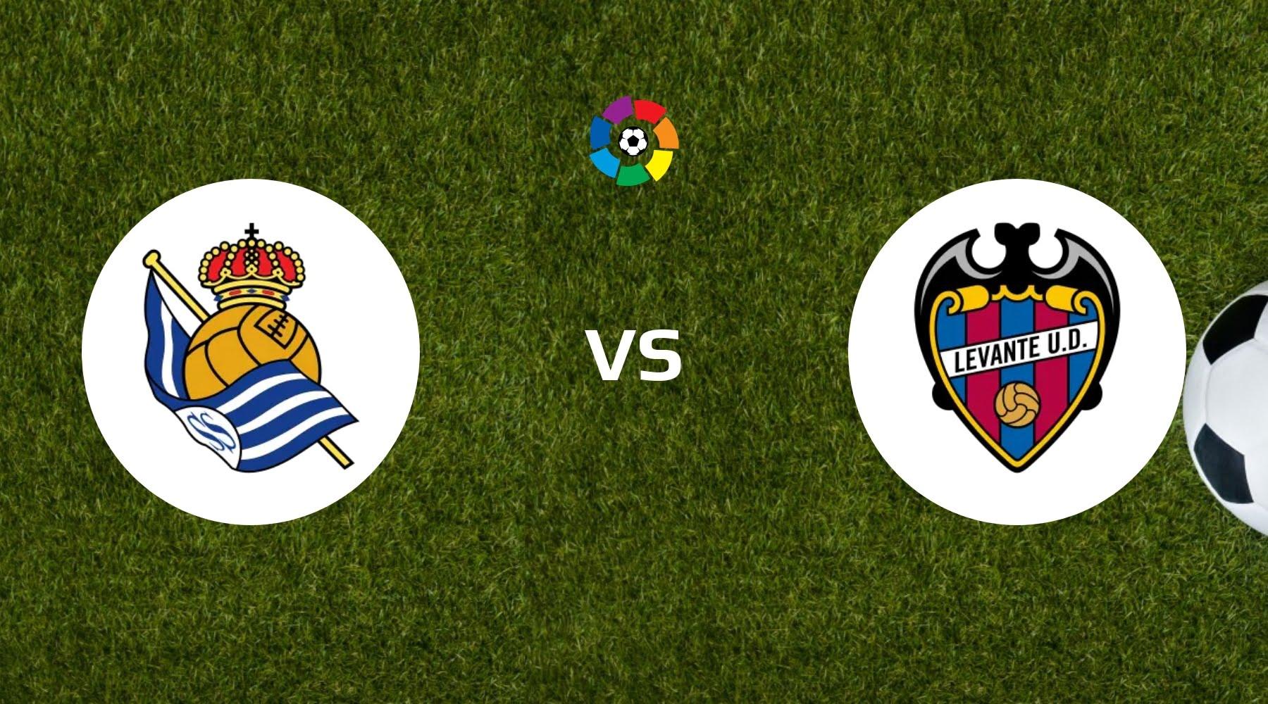 Real Sociedad vs Levante Betting