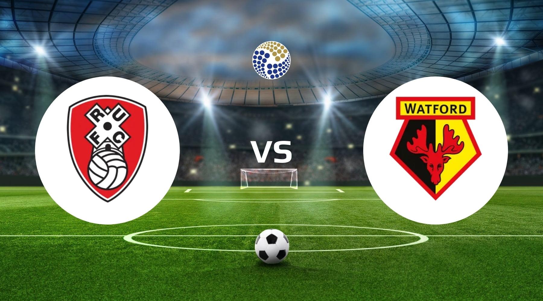 Rotherham United vs Watford Betting
