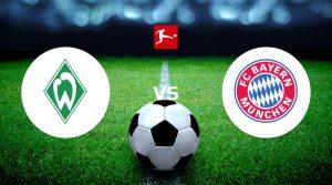 Werder Bremen vs Bayern Munich Betting