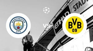 Manchester City vs Borussia Dortmund Betting Tips & Prediction