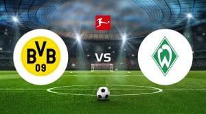 Borussia Dortmund vs Werder Bremen Betting Tips & Prediction