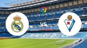Real Madrid vs Eibar Betting Tips & Predictions