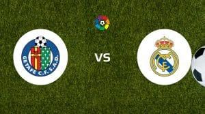 Getafe vs Real Madrid Betting Tips & Predictions