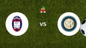 Crotone vs Inter Milan Prediction, Live Stream & Betting Tips